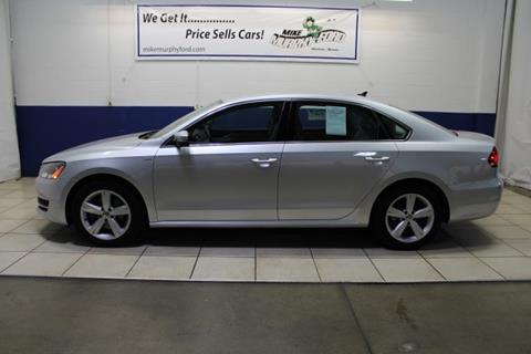 2014 Volkswagen Passat for sale in Morton, IL