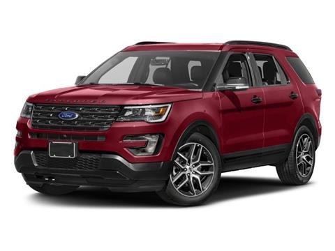 2017 Ford Explorer for sale in Morton, IL