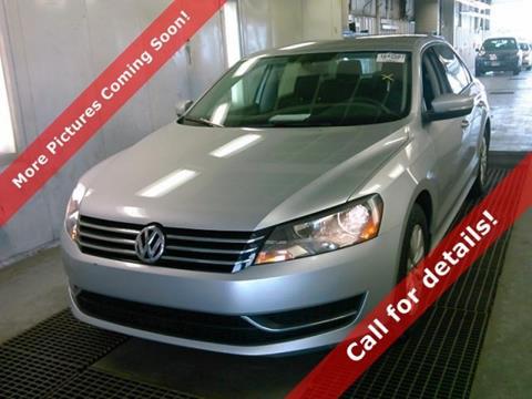 2013 Volkswagen Passat for sale in Morton, IL