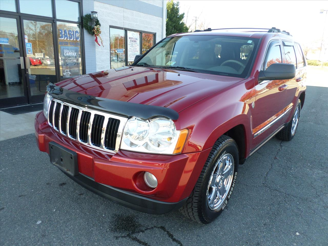 2006 jeep grand cherokee for sale in asheville nc. Black Bedroom Furniture Sets. Home Design Ideas