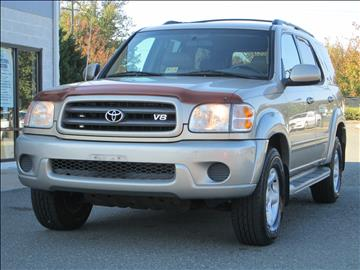 Toyota Sequoia For Sale Virginia