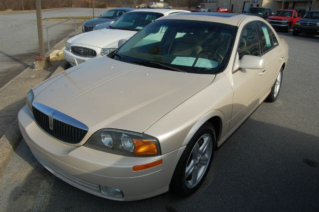 2000 lincoln ls for Modern motors thomasville nc