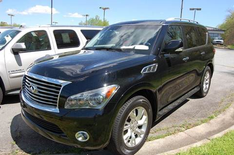 Infiniti qx56 for sale north carolina for Modern motors thomasville nc