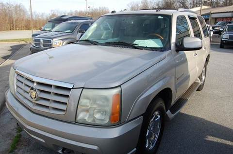 2004 cadillac escalade for sale for Modern motors thomasville nc