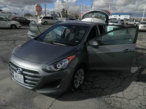 2016 Hyundai Elantra GT for sale in Victorville, CA