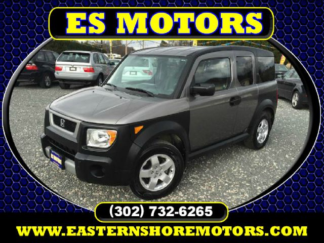 used 2005 honda element ex awd 4dr in dagsboro de at es