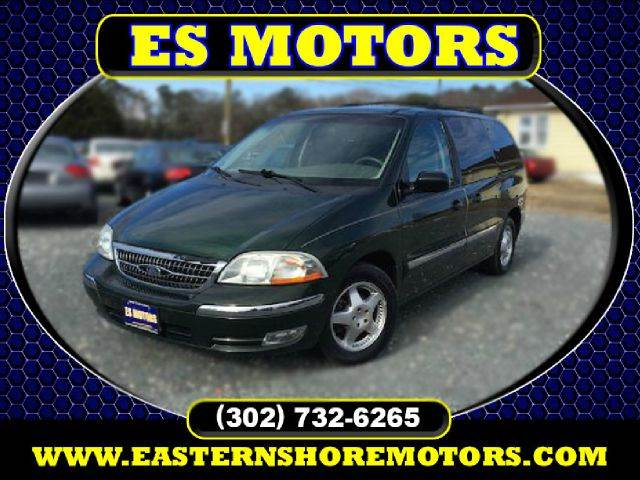 Used ford windstar for sale in rainbow city alabama for Es motors dagsboro delaware