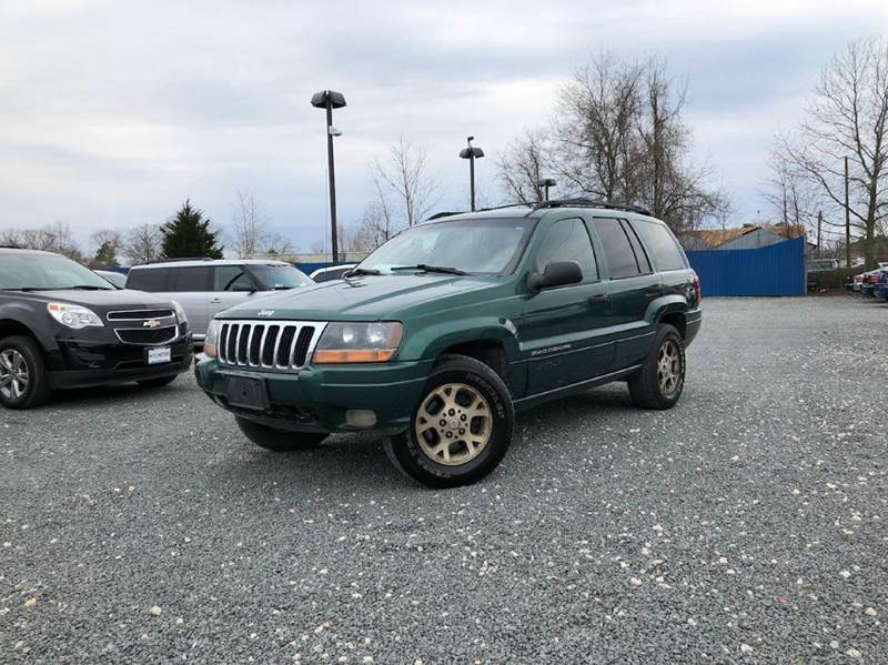 2000 jeep grand cherokee for sale in poughkeepsie ny for Es motors dagsboro delaware