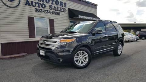 2013 Ford Explorer for sale in Dover, DE