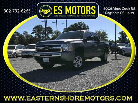 2009 Chevrolet Silverado 1500 for sale in Dagsboro, DE