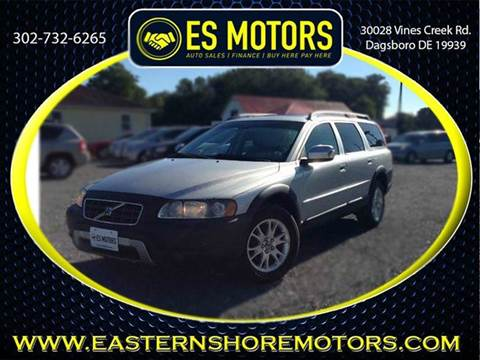 2007 Volvo XC70 for sale in Dagsboro, DE