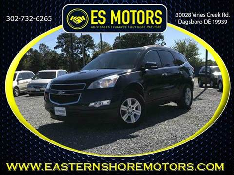 2010 Chevrolet Traverse for sale in Dagsboro, DE