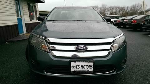 2011 Ford Fusion for sale in Dagsboro, DE