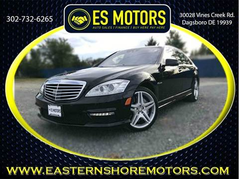 2011 Mercedes-Benz S-Class for sale in Dagsboro, DE
