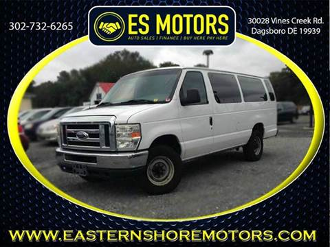 Used passenger van for sale in delaware for Es motors dagsboro delaware