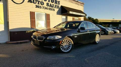 2011 BMW 5 Series for sale in Dover, DE