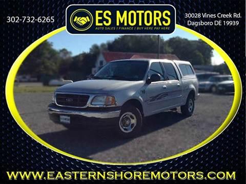 2003 Ford F-150 for sale in Dagsboro, DE