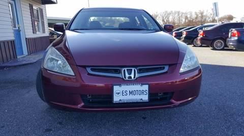 2004 Honda Accord for sale in Dagsboro, DE