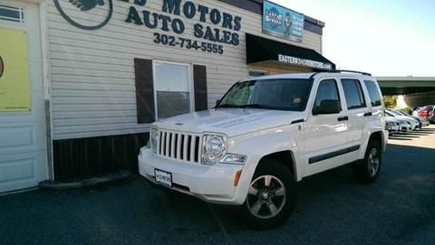 Jeep liberty for sale delaware for Certified motors bear de