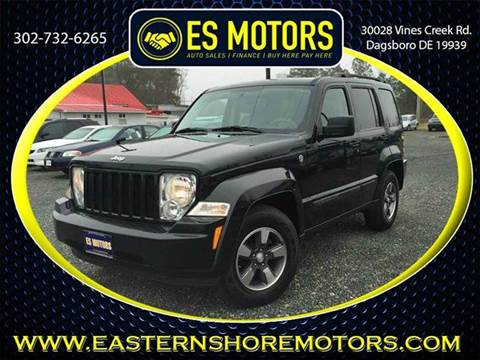 2008 Jeep Liberty for sale in Dagsboro, DE