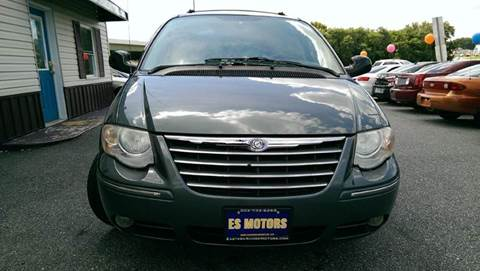 2005 Chrysler Town and Country for sale in Dagsboro, DE