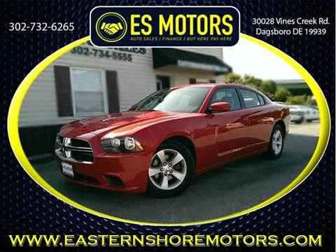 2012 Dodge Charger for sale in Dagsboro, DE