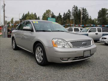 2007 Ford Five Hundred for sale in Puyallup, WA