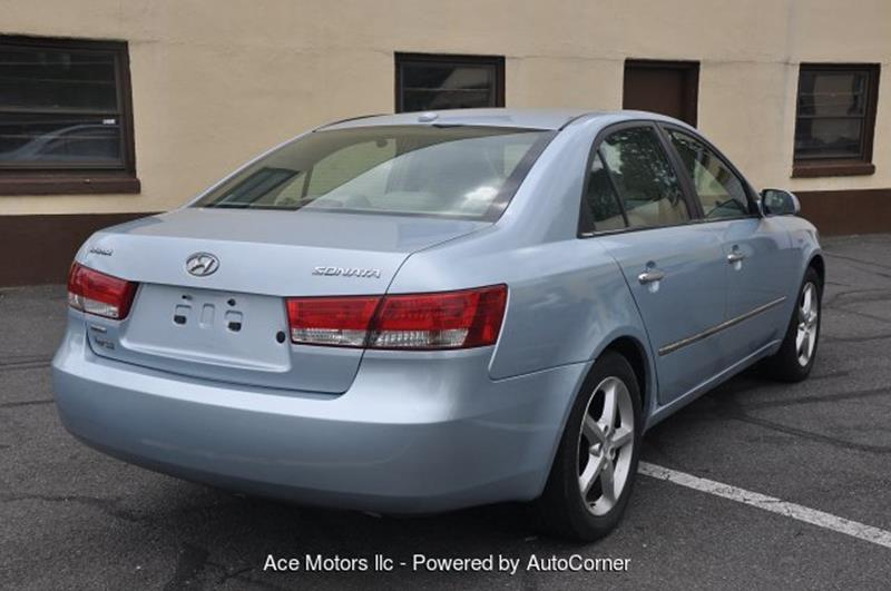 2008 Hyundai Sonata Limited 4dr Sedan - Warrenton VA