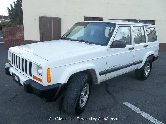 Used 2001 jeep cherokee for sale for Boykin motors smithfield nc