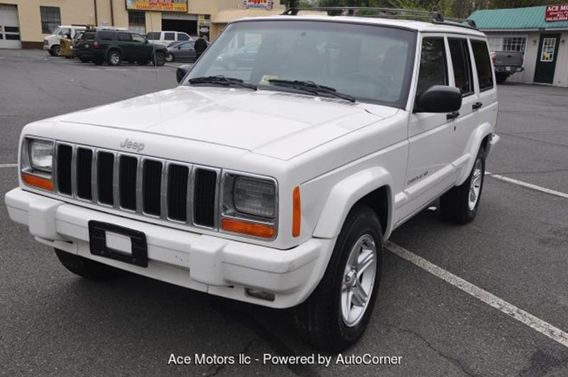 2000 Jeep Cherokee 4dr Limited 4WD SUV - Warrenton VA