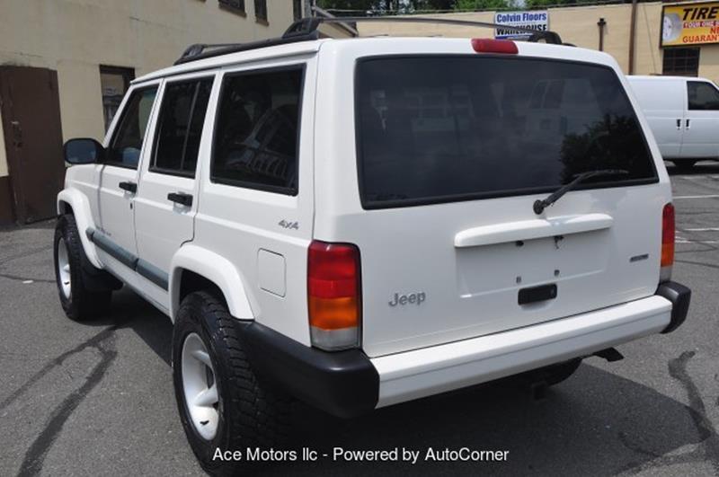 2000 Jeep Cherokee 4dr Sport 4WD SUV - Warrenton VA