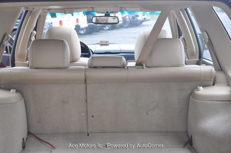 2008 Subaru Forester AWD 2.5 X L.L.Bean Edition 4dr Wagon 4A - Warrenton VA