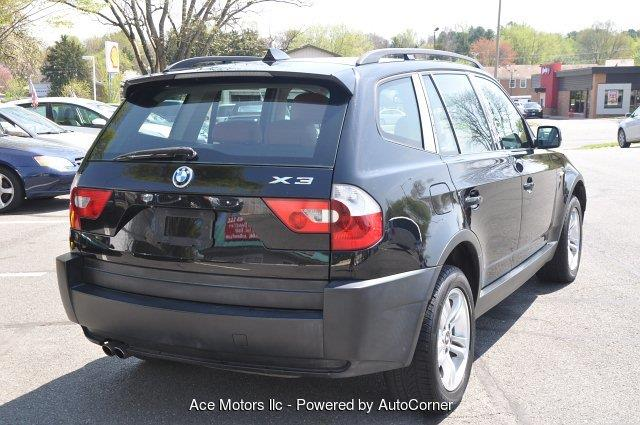2005 BMW X3 AWD 3.0i 4dr SUV - Warrenton VA