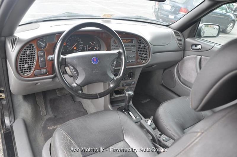 2001 Saab 9-3 2dr SE Turbo Convertible - Warrenton VA