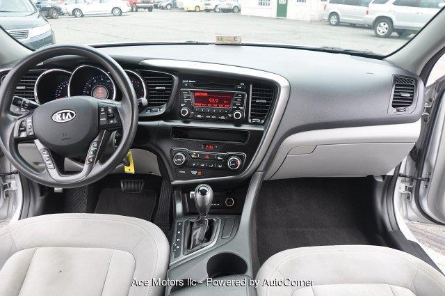 2011 Kia Optima LX 4dr Sedan 6A - Warrenton VA