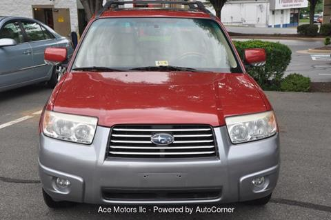 2008 Subaru Forester for sale in Warrenton, VA