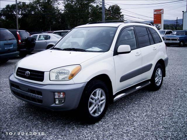 2001 Toyota RAV4 for sale in JACKSBORO TN