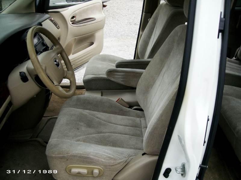 2002 Mazda MPV LX 4dr Mini-Van - Jacksboro TN