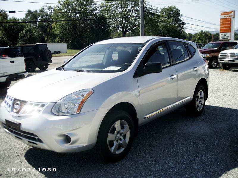2013 Nissan Rogue S 4dr Crossover - Jacksboro TN