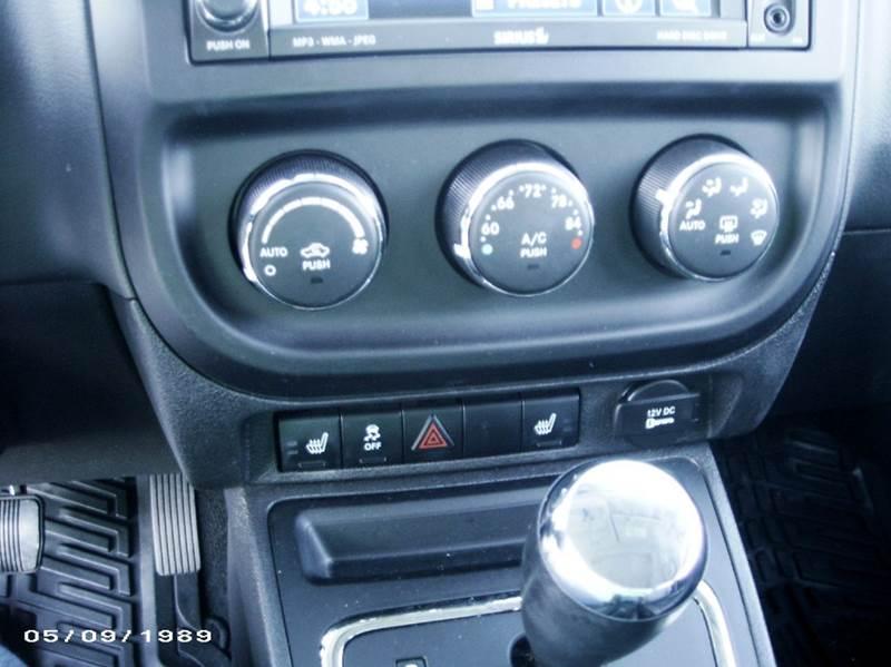 2011 Jeep Compass 4x4 Limited 4dr SUV - Jacksboro TN