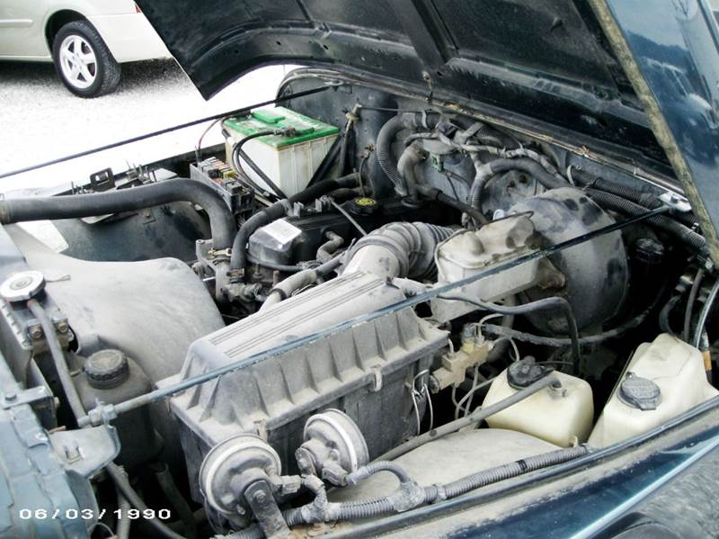1995 Jeep Wrangler 2dr Rio Grande 4WD SUV - Jacksboro TN