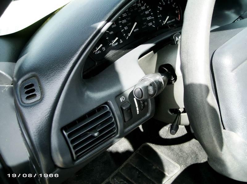 2002 Chevrolet Cavalier LS Sport 2dr Coupe - Jacksboro TN