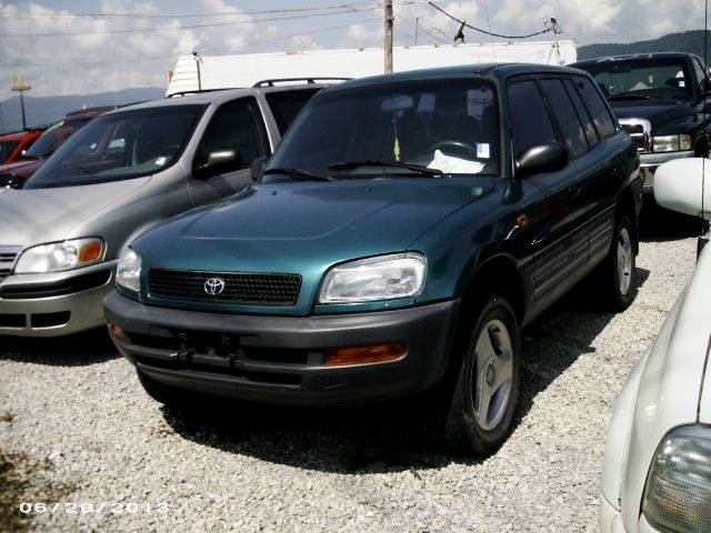 1997 Toyota RAV4 for sale in JACKSBORO TN