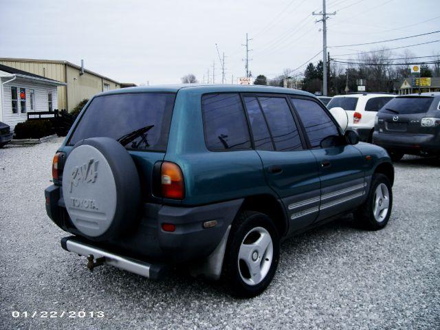 1997 Toyota RAV4  - Jacksboro TN
