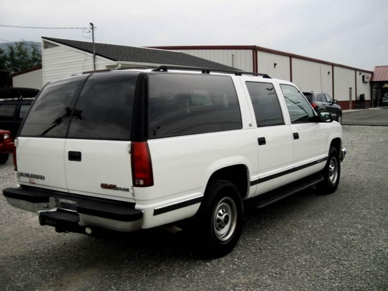 1997 GMC Suburban C2500 4dr SUV - Jacksboro TN