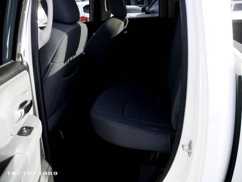 2013 RAM Ram Pickup 1500 4x2 SLT 4dr Quad Cab 6.3 ft. SB Pickup - Jacksboro TN