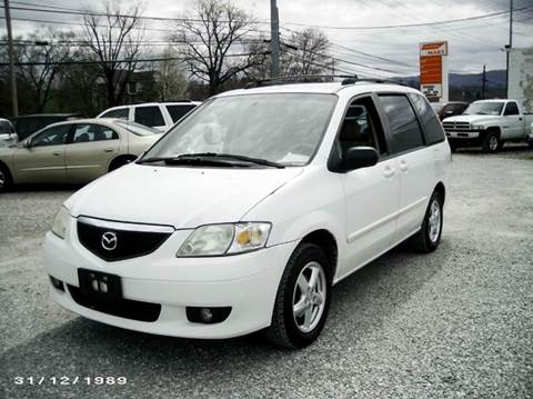2002 Mazda MPV for sale in Jacksboro, TN