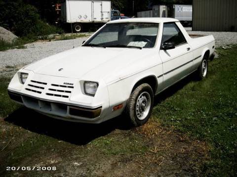 1983 dodge rampage for sale in jacksboro tn - 2015 Dodge Rampage