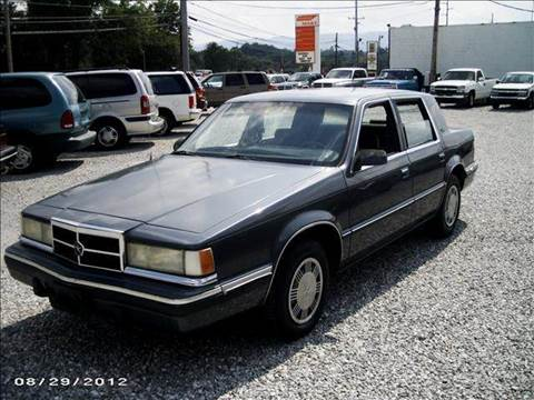 Dodge dynasty for sale in maine for Teeter motor co used car division malvern ar