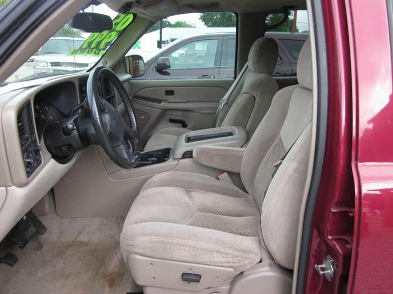 2005 Chevrolet Tahoe Fleet 4dr SUV - Lufkin TX